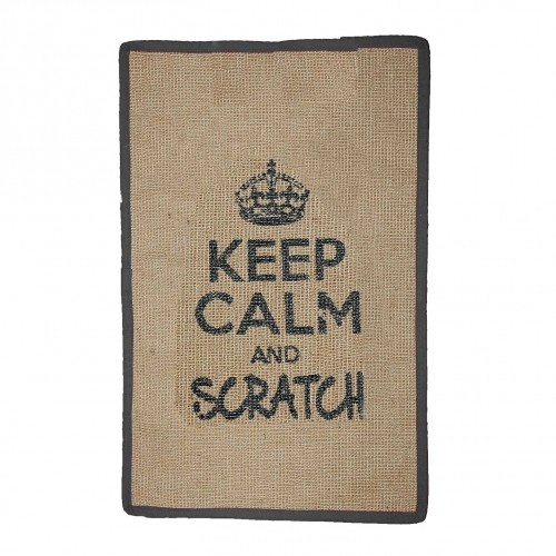 tapis a griffer keep calm