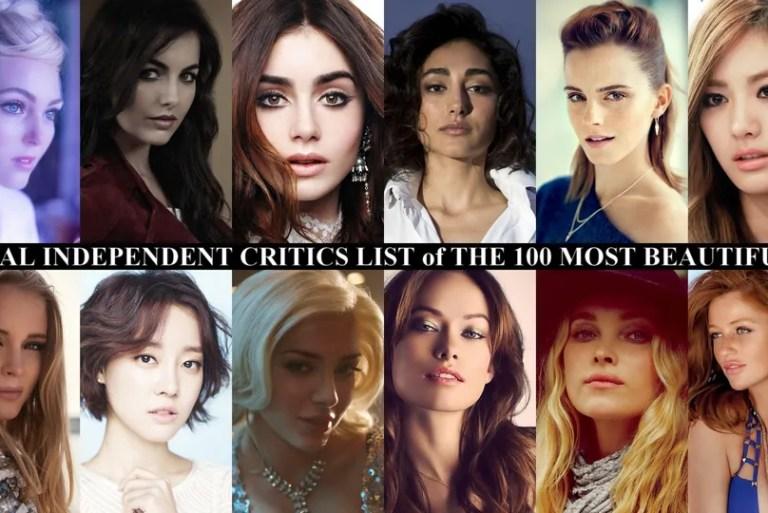 Soo Wincci tersenarai antara 100 wanita tercantik di dunia tahun 2013