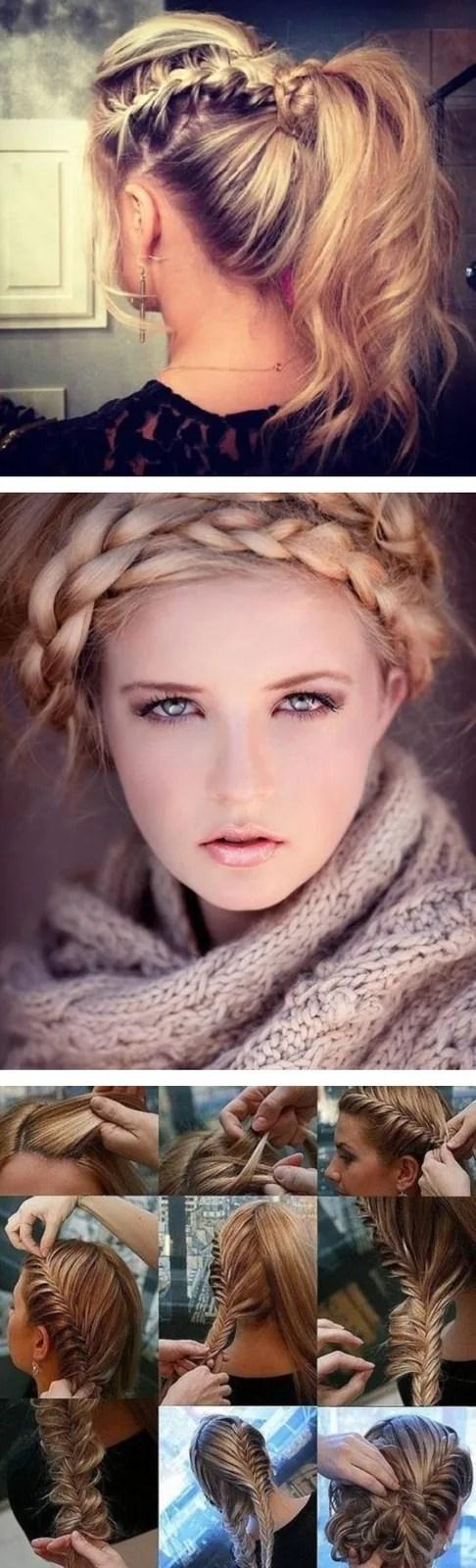 Fesyen Perempuan Rambut Terkini
