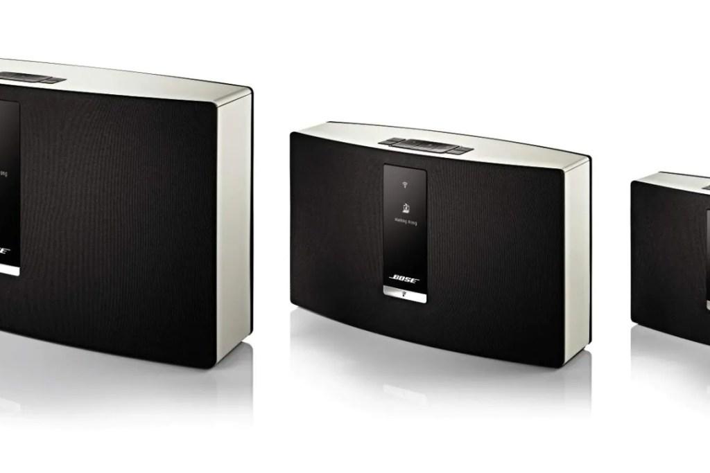 Sistem Muzik Wi-Fi  Pertama oleh Bose