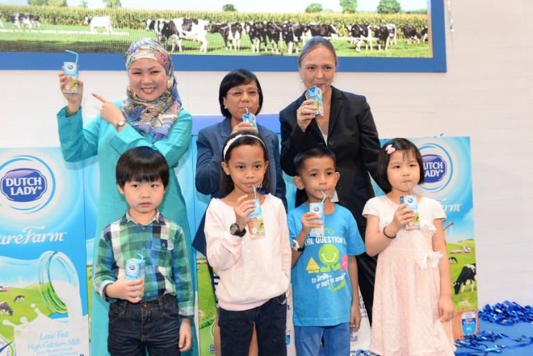 Dutch Lady Malaysia Perkenal Dutch Lady PureFarm