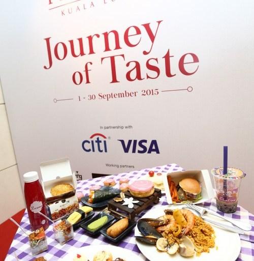Hidangan Gastronomi Di Pavilion Kuala Lumpur Sempena Journey of Taste