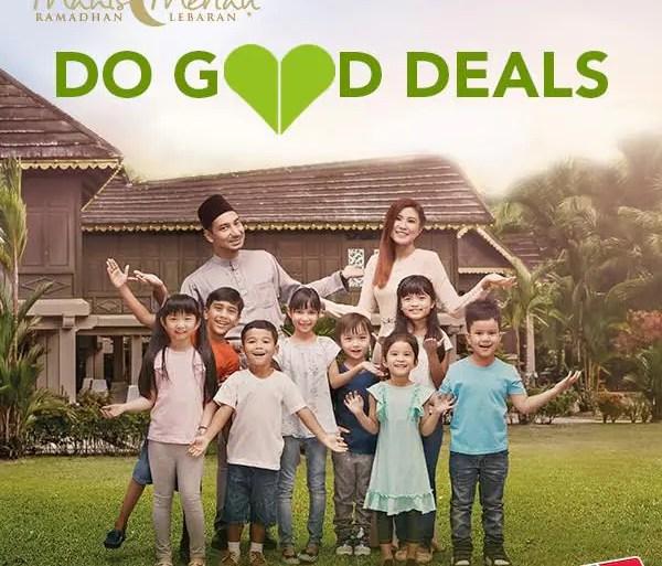 Jom Beli Sambil Memberi Dengan Inisiatif Do Good Deals 11street!
