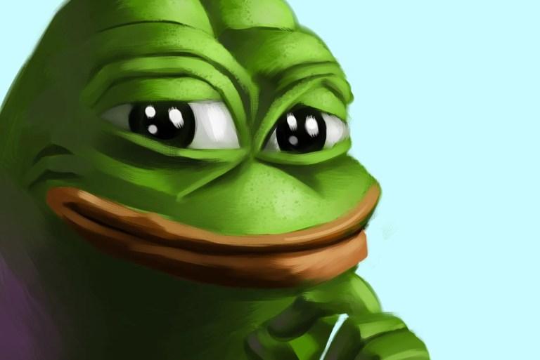 Pepe The Frog : Si Katak Hijau Yang Popular Dengan 'Meme' Lucu
