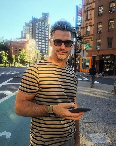 Foto - Instagram Eric Rutherford