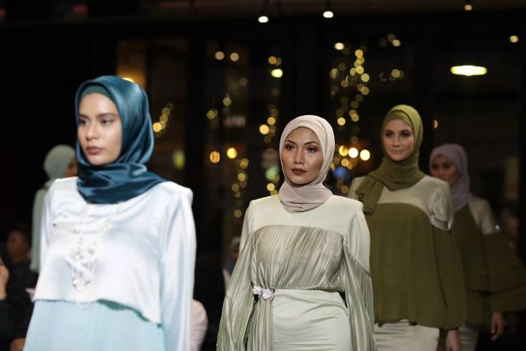 Watie's Collection : Cipta Baju Raya Modest Tapi Eksklusif Dan Mewah