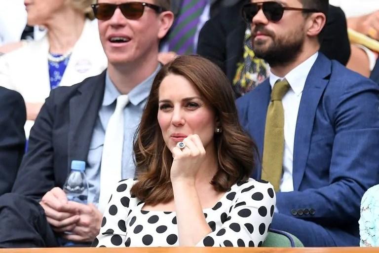 [6 Gambar] Dah Potong Rambut! Cun Betul Penampilan Baru Kate Middleton