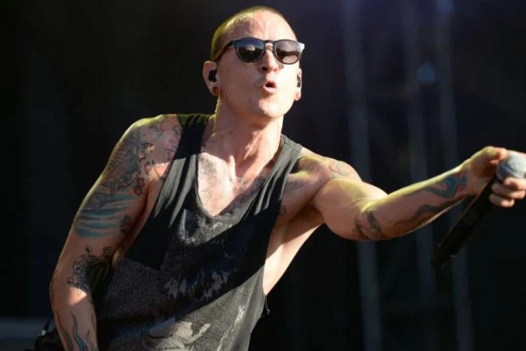 Vokalis Linkin Park Chester Bennington Mati Gantung Diri