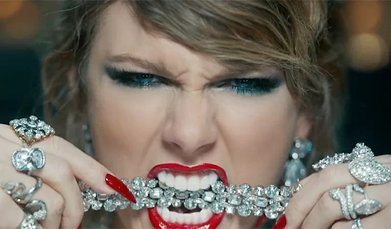 Taylor Swift Is Back! Balas Dendam Dengan Lagu Baru, Dia Bukan Lagi Seperti Dulu