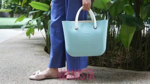 [Review] Beg Tangan O Bag Untuk Yang Suka Bertukar Gaya Ikut Mood