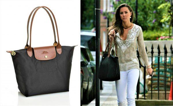 Fakta Unik Tentang Beg Longchamp Buat Kate Middleton Jatuh Hati