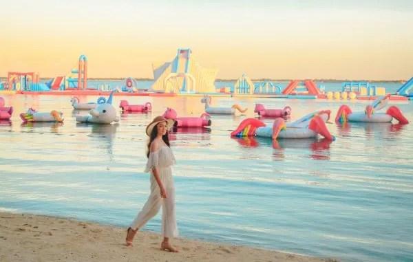 """Resort """"Pink"""" Ni Terlalu Cantik, Bikin OOTD Korang Meletup"""