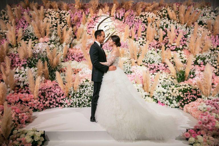 Seindah Majlis Perkahwinan Selebriti, Kamu Perlu Tiru…