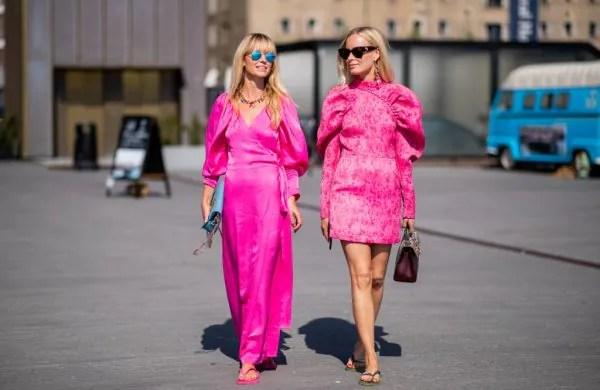 10 Bukti Warna Feminin Merah Jambu Trend Terhangat Tahun Ni