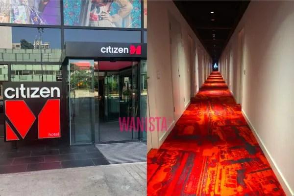 Hotel Baru citizenM Kuala Lumpur Ada Banyak Port #InstagramWorthy