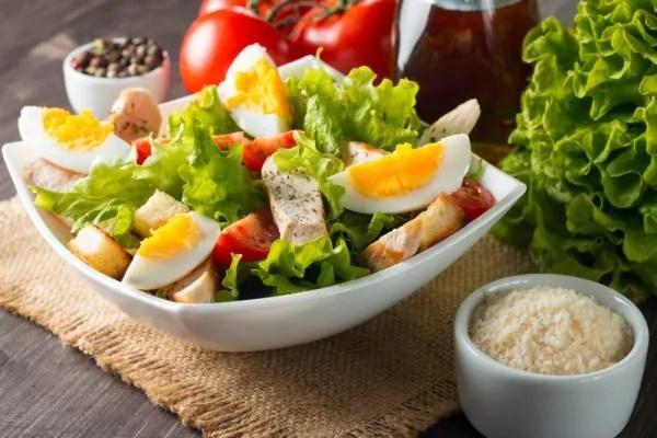 SALADSTOP Pilihan Menu Makanan Kesihatan Yang Menyihatkan