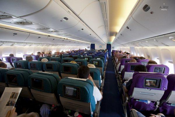 Tips Solat Dalam Kapal Terbang Yang Wajib Anda Ketahui!