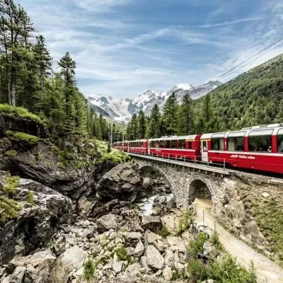 Percutian Kelas Pertama Di Swiss Alps, Destinasi Eksklusif Musim Sejuk Tahun Ini