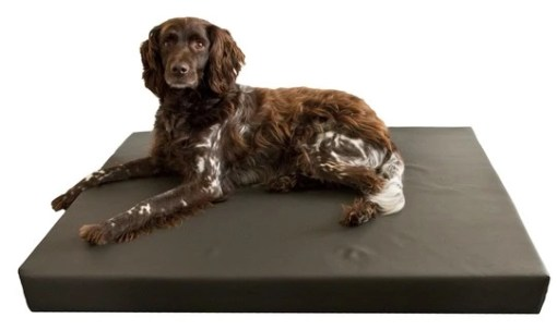 HD Orthopedisch Hondenbed Grijs