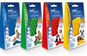 Pet+Me Cat And Dog Long Hair Brush Alle kleuren