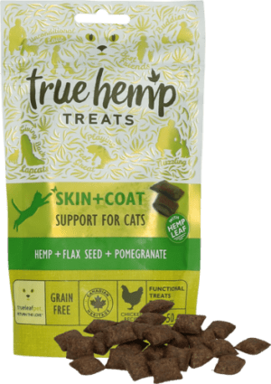 true hemp shine en coat