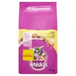 whiskas junior kitten brokjes kip