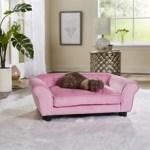 hondenbank enchanted charlotte roze