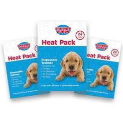 Heatpacks voor de snuggle puppy