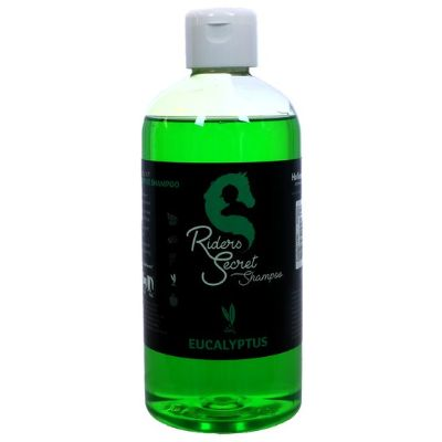 riders secrets shampoo Eucalyptus