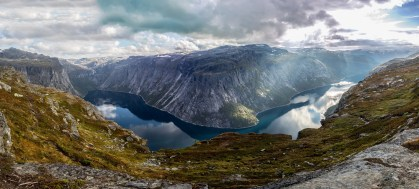 Hike to Trolltunga