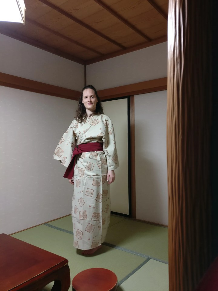 Me in Yukata