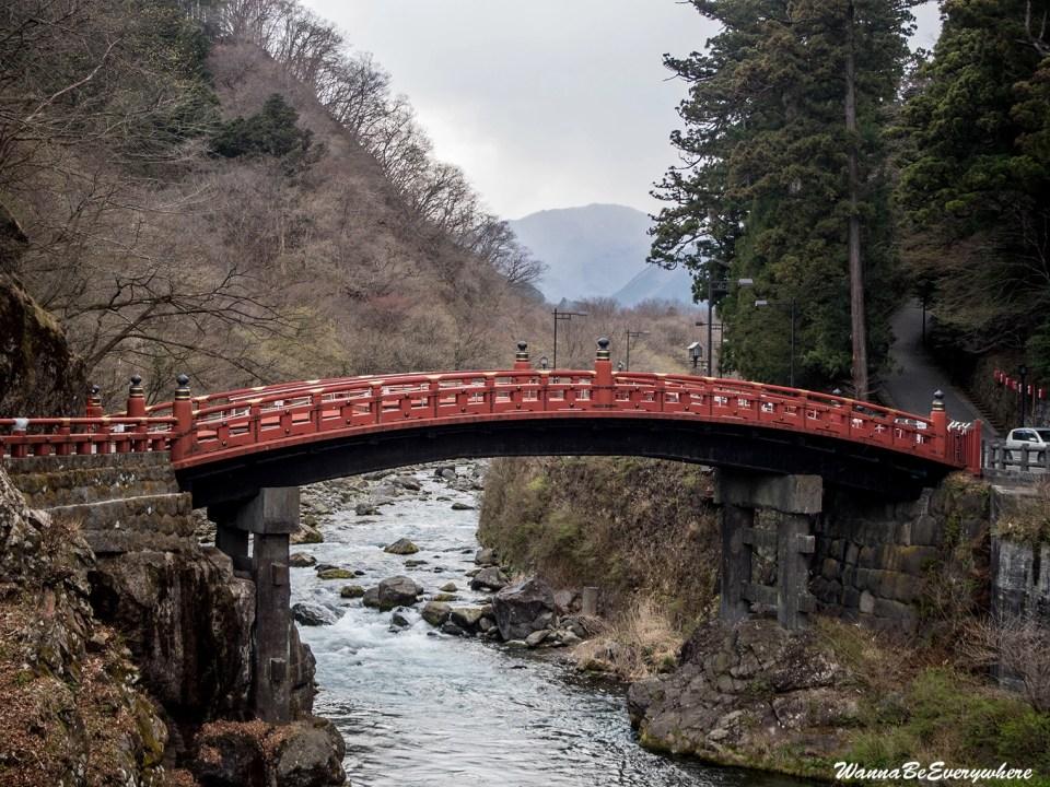 The Shinkyo Bridge