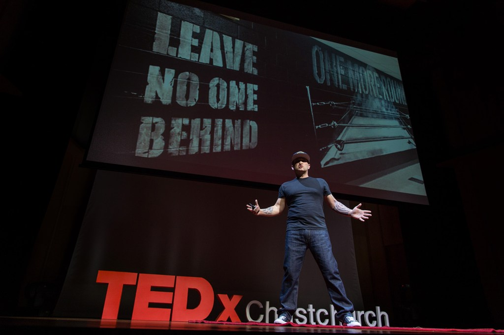 Hamish Brewer, The Relentless Principal TEDx talk