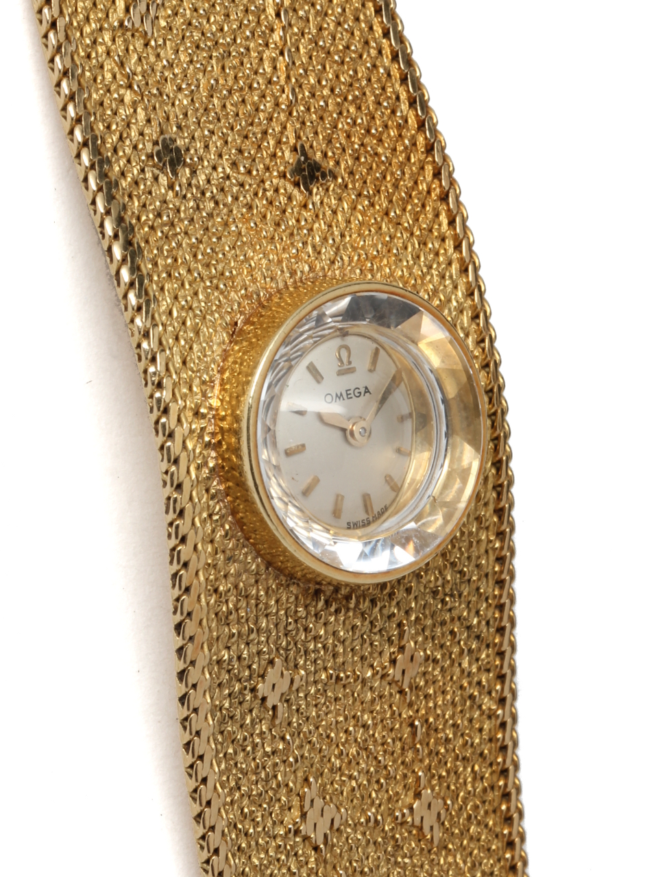Wanna Buy A Watch Omega 18K YG Astronomy Theme Circa