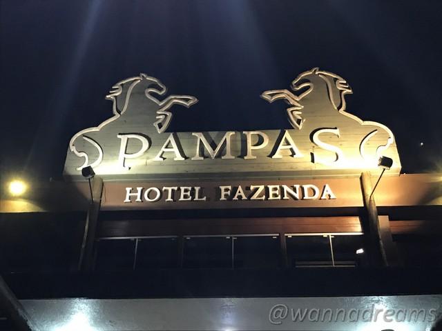 Hotel Fazenda Pampas Wanna Dreams
