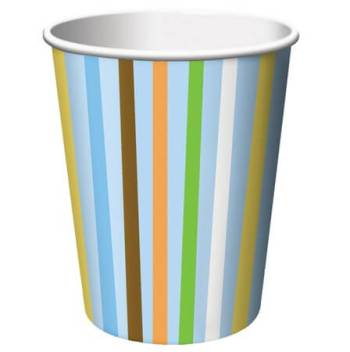 Sweet at 1 Birthday Boy 9oz Paper Cups - 8CT-0