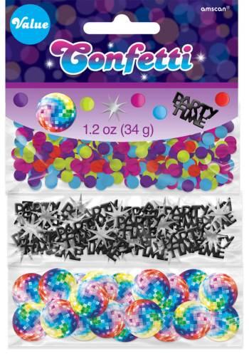 Disco Fever Confettis 1.2oz-0