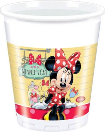 Minnie Mouse Cups - 8CT-0