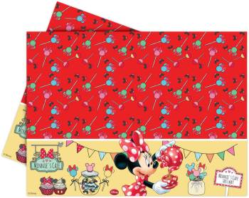 Minnie Mouse Tablecover-0