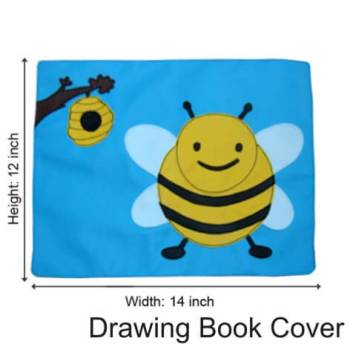 Personalized Drawing Book-Honeybee-0