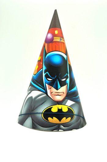 Batman Adult Hats - 10PC-0