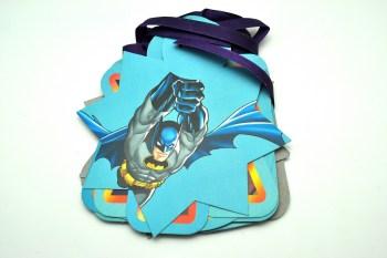 Batman Letter Banner-0