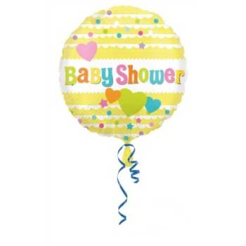 "Baby Shower Balloon 18""-0"