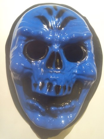 Colored Ghost Mask - 1PC-0