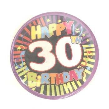 30th Birthday Badge-0