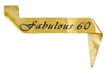 Fabulous 60 Sash-0