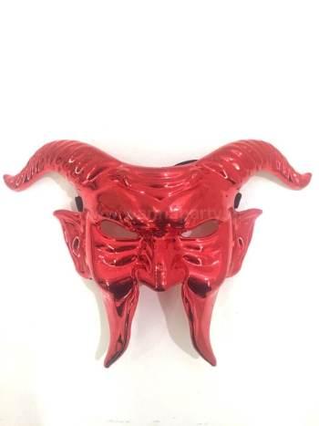 Dracula Mask Red-0