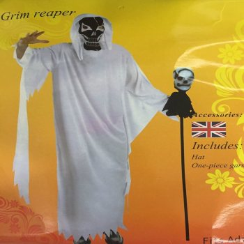 Grim Reaper Adult Costume-0