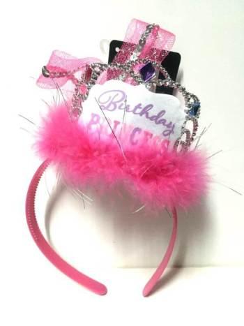Birthday Princess Tiara Headband-0
