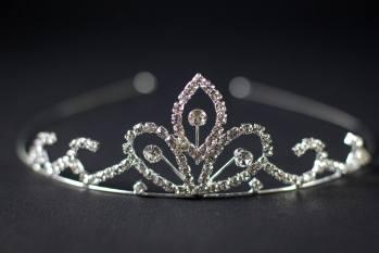 Metal Tiara Princess-0